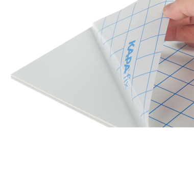 KapaFix® 5 mm, white one-side self-adhesive