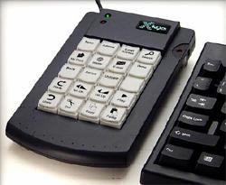 Programmerbart tangentbord PS/2 - 20 tangenter