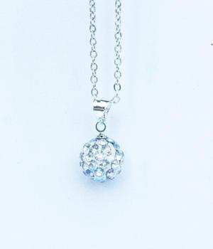 Halsband kristall AB