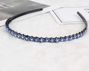 Diadem 66 blå