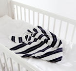 COOL STRIPED BLANKET