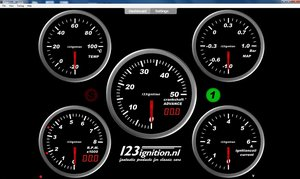 Programmable Ignition Distributor 123 Saab V4 / Ford V4 / Pinto OHC