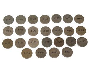 Ventiljustersats 3.20-3.65mm B19/B21/B23/B200/B230