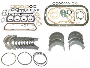 Renoveringssats Volvo B18 packningar lager ringar