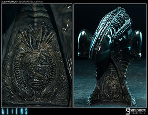 Alien Warrior Legendary Scale - Sideshow Collectibles