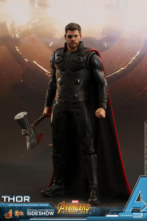 Hot Toys - Thor Infinity War Avengers  Sixth Scale Figure