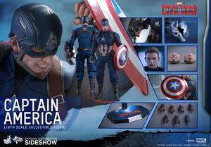 Hot Toys - Captain America Civil War Sixth Scale Figure