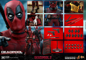 Deadpool 2 Sixth Scale Figure - Hot Toys