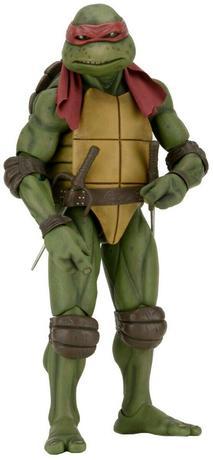 NECA - 1/4 SCALE  Raphael figure - Turtles 1990 Movie