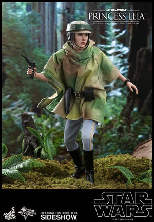 Hot Toys - Leia Endor Sixth Scale Collectible Figure