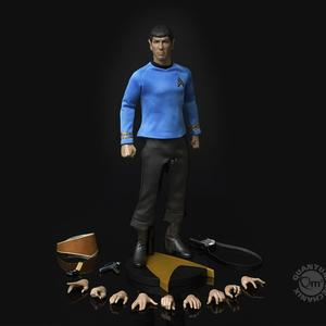 Star Trek TOS Spock Sixth Scale Figure