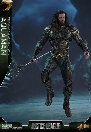 Hot Toys  - Justice League Aquaman 1/6 figure