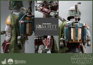 Hot Toys - Boba Fett 1/4 Quarter Scale Figure