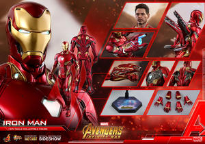 Hot Toys - Infinity War Iron man Mark L  Sixth Scale Figure