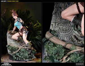 Lara Croft Premium Format - Sideshow