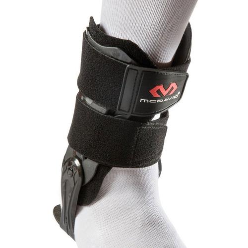 McDavid Ankle V brace w/ flexible hings Small