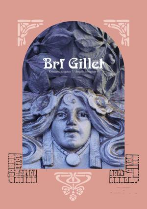 Brf Gillet - Kristianstadsgatan 7/Ängelholmsgatan 9