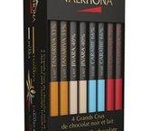 Valrhona mixbox 8 st 20 g chokladkakor