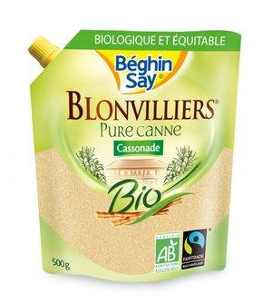 Blonvilliers Rörsocker Ekologiskt-Fairtrade