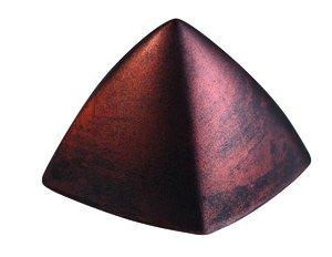 Pralinform Slät pyramid