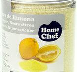 Ljust gult socker med citronsmak, 260 g, Sosa