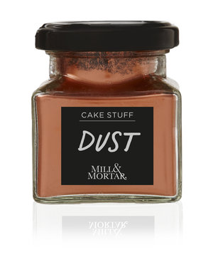 Dust skimrande Brons, Mill & Mortar, 10 g
