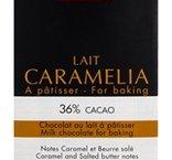 Ljus choklad Caramelia  36% Valrhona 250g