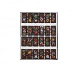 Adventskalender Mörkchoklad