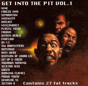 Get into The Pit Vol. 1 (album)