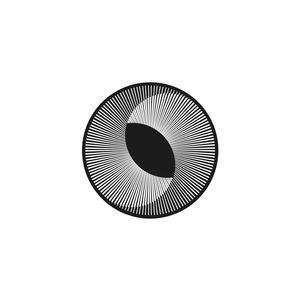 RED MECCA - Set in motion (vinylsingel) svart vinyl