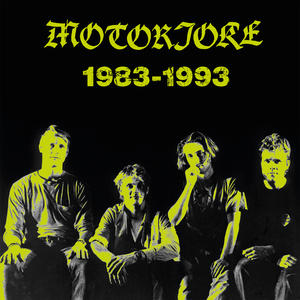 MOTORJOKE - 1983-1993 (Double album)