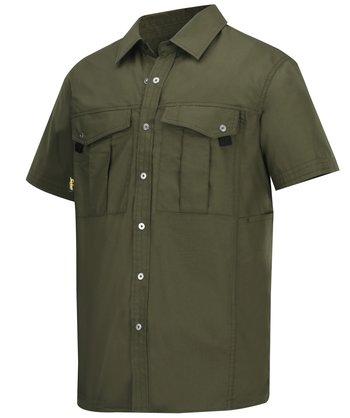 Skjorta med kort ärm, Rip Stop