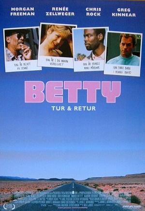 Betty tur och retur
