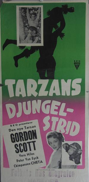 Tarzans djungelstrid
