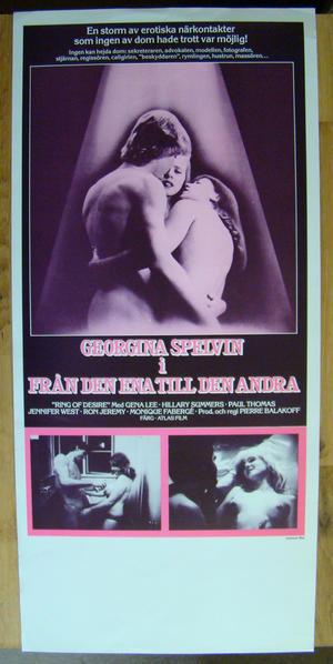 Från den ena till den andra - Georgina Spelvin (1970´s)