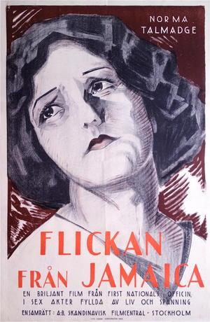 FLICKAN FRÅN JAMAICA (1921)
