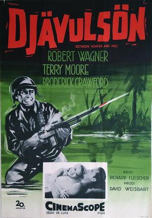 BETWEEN HEAVEN & HELL (1956)