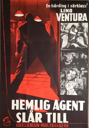 HEMLIG AGENT SLÅR TILL (1958)
