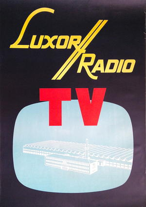 LUXOR RADIO TV