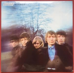 ROLLING STONES - Between the buttons US LP 1967 OÖPPNAD!