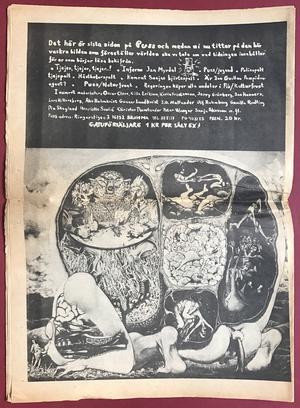 Nya PUSS magazine - Nr 22 1969