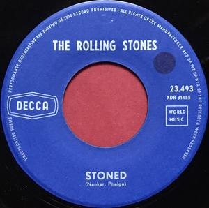 ROLLING STONES - I wanna be your man Belgium 45 1963
