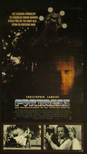 FORTRESS (CHRISTOPHER LAMBERT)