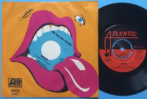 ROLLING STONES - Angie TURKEY PS 1973!