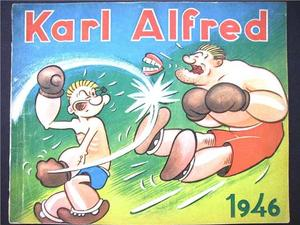 KARL-ALFRED - Julalbum 1946 - POPEYE X-mas 1946