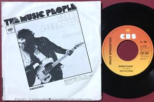 BRUCE SPRINGSTEEN - Born to run Holl PS 1975