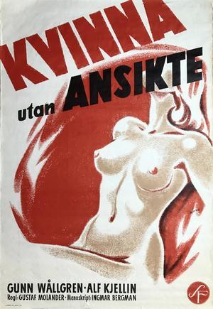 KVINNA UTAN ANSIKTE (1947)