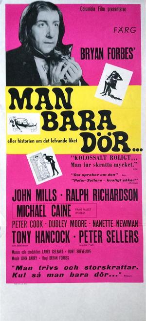MAN BARA DÖR (1966)