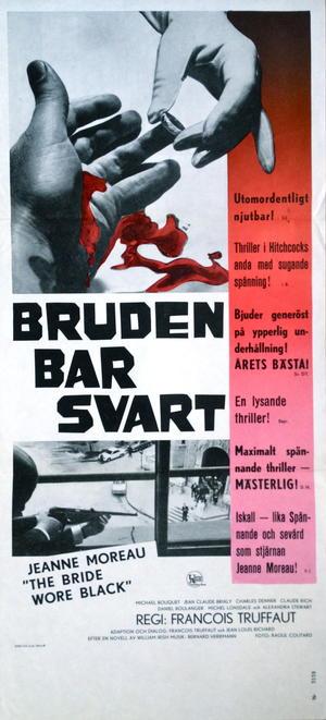 BRUDEN BAR SVART (1968)