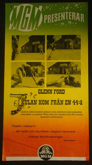 HEAVEN WITH A GUN (GLENN FORD)